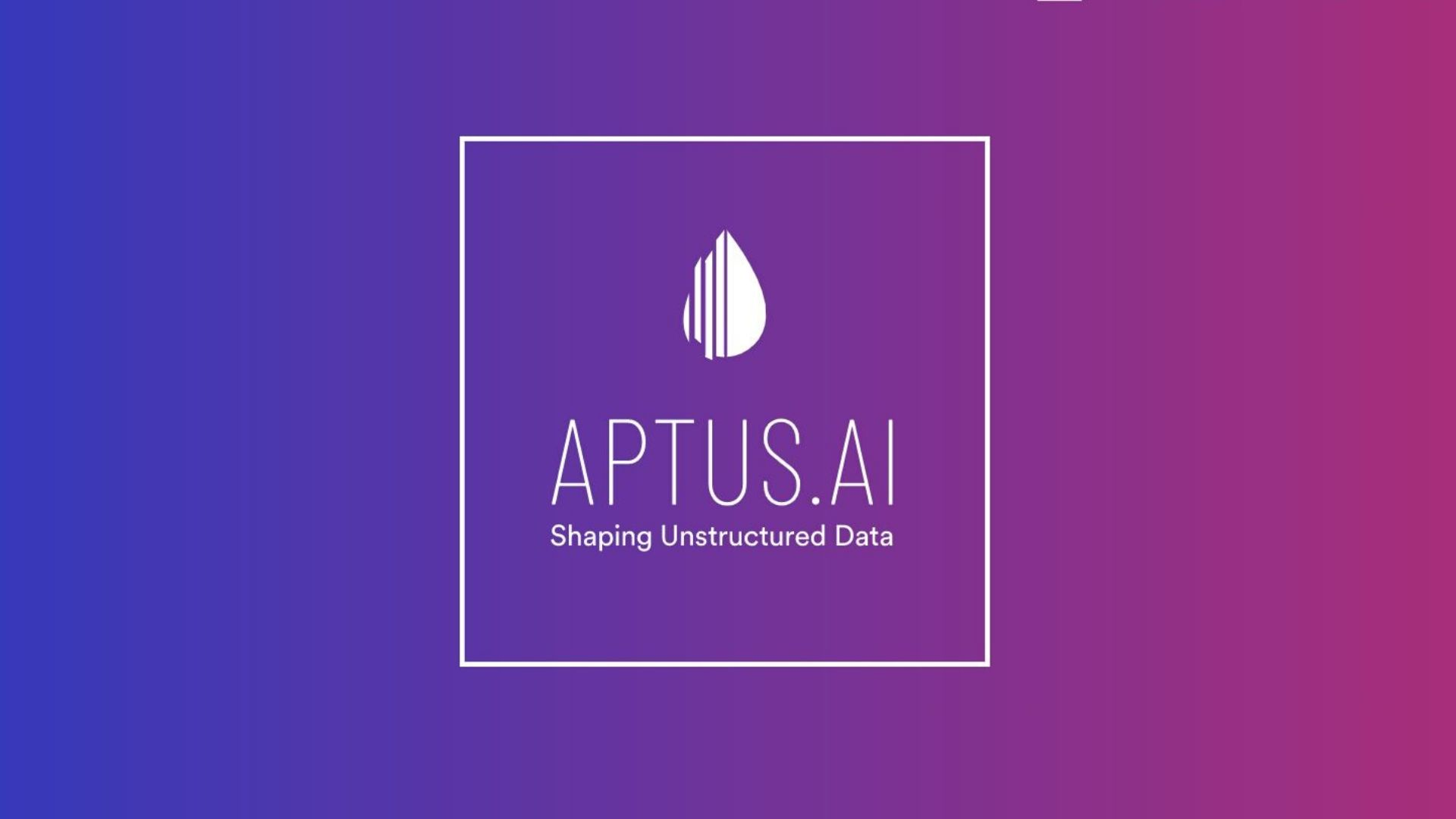 APTUS.AI - big data e artificial intelligence