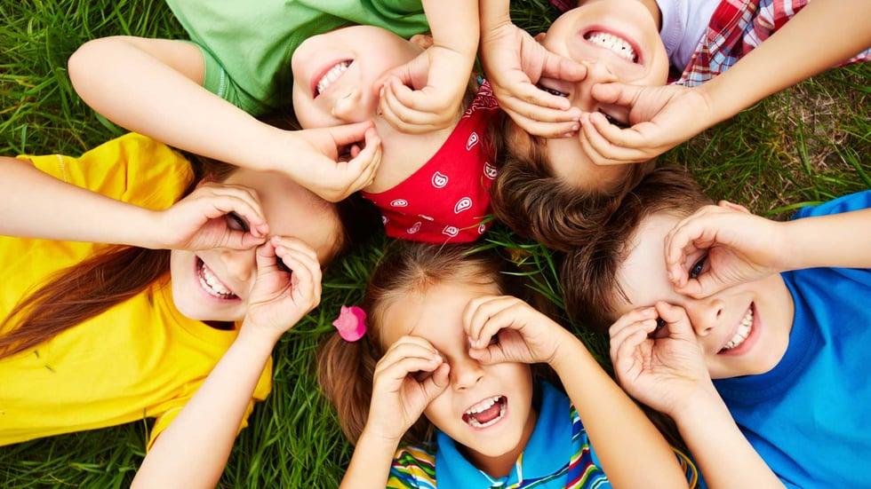 Sono tante le cose che possono fare i bambini e i ragazzi con i propri coetanei!