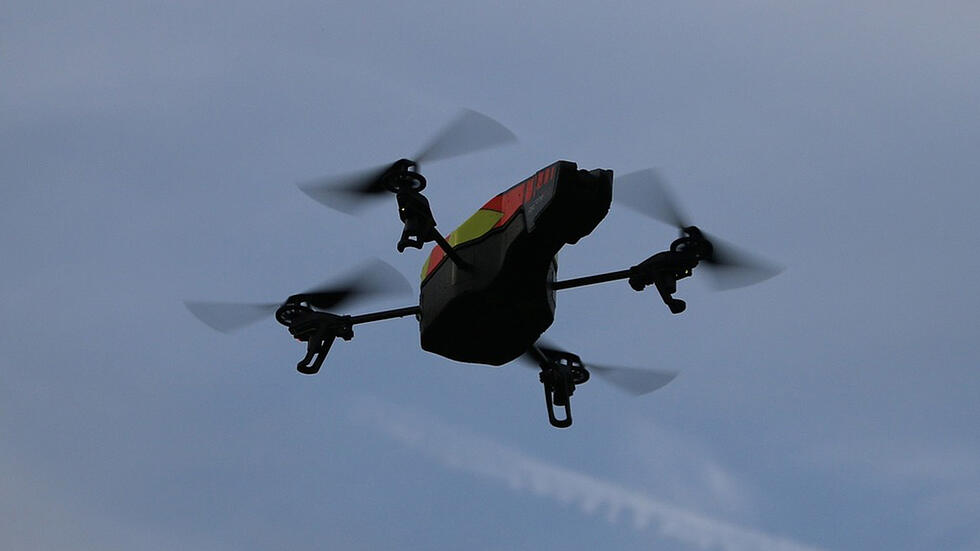 Business intelligence and drones