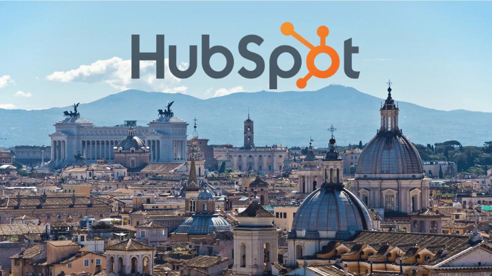HubSpot Italia   Roma