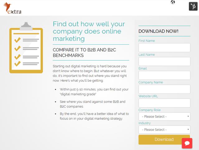 Landing Page | Lead Generation | Digital Marketing