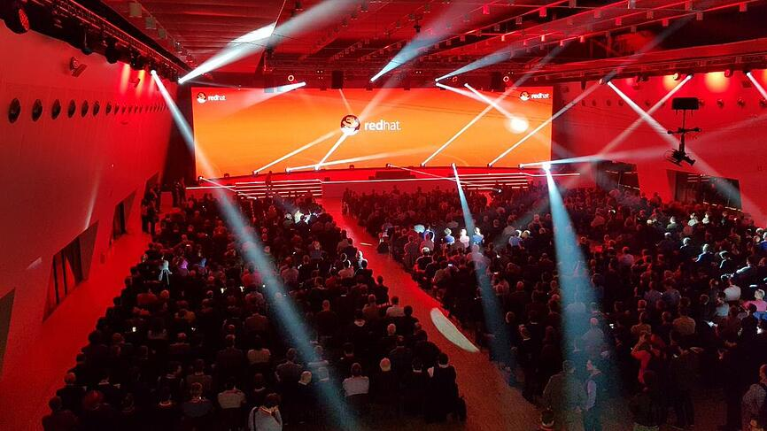 Extra Red Featured Prominently in Red Hat Open Source Day 2017