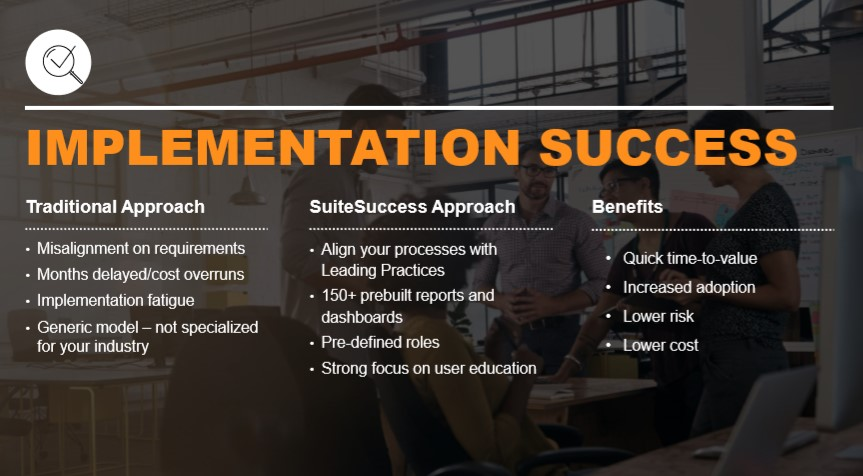 SuiteSuccess - Implementation Success