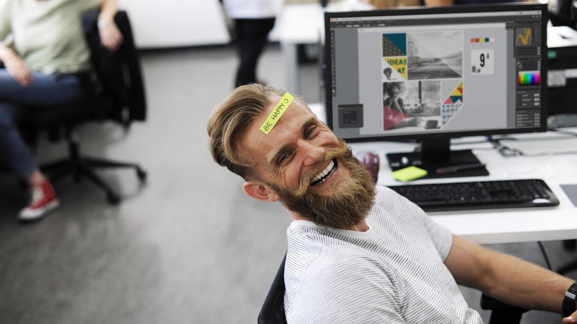 Come dare un lavoro soddisfacente colpo