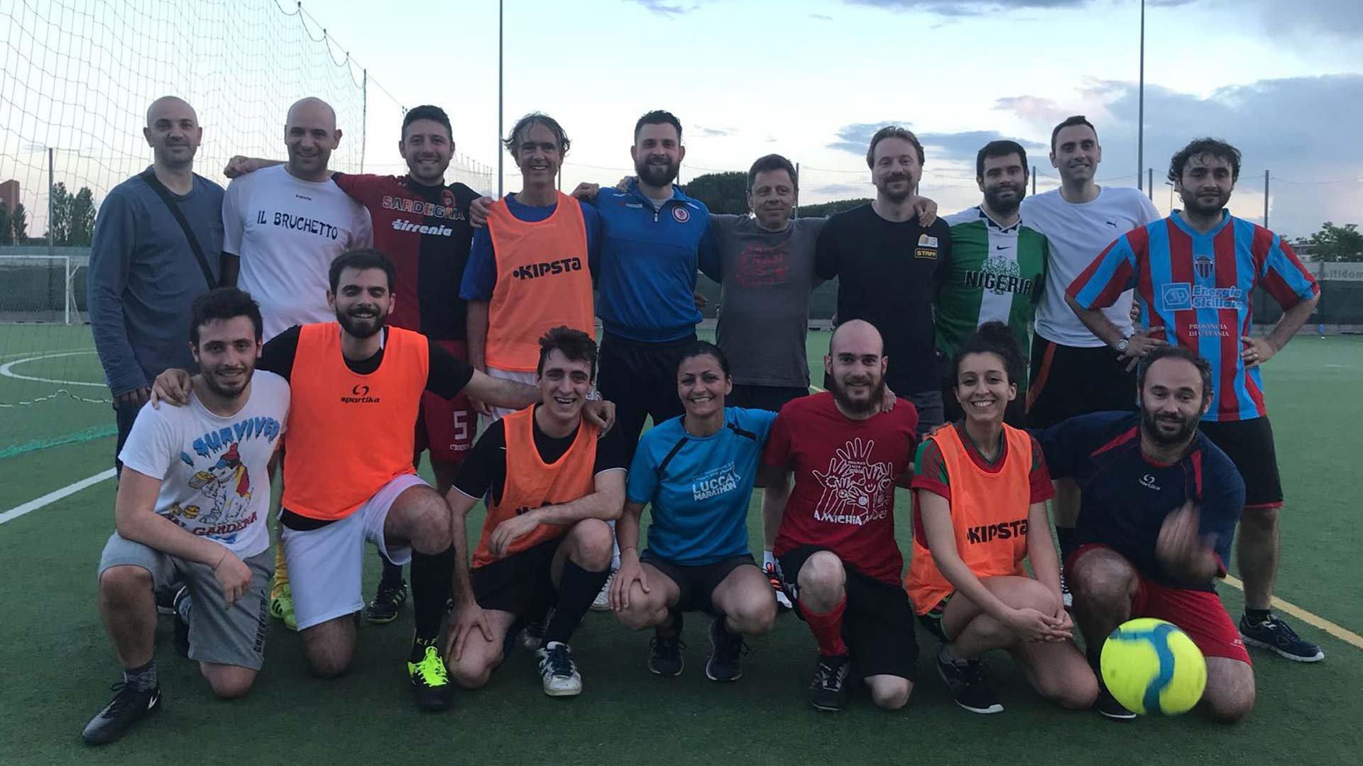 Life in Extra | I calciatori