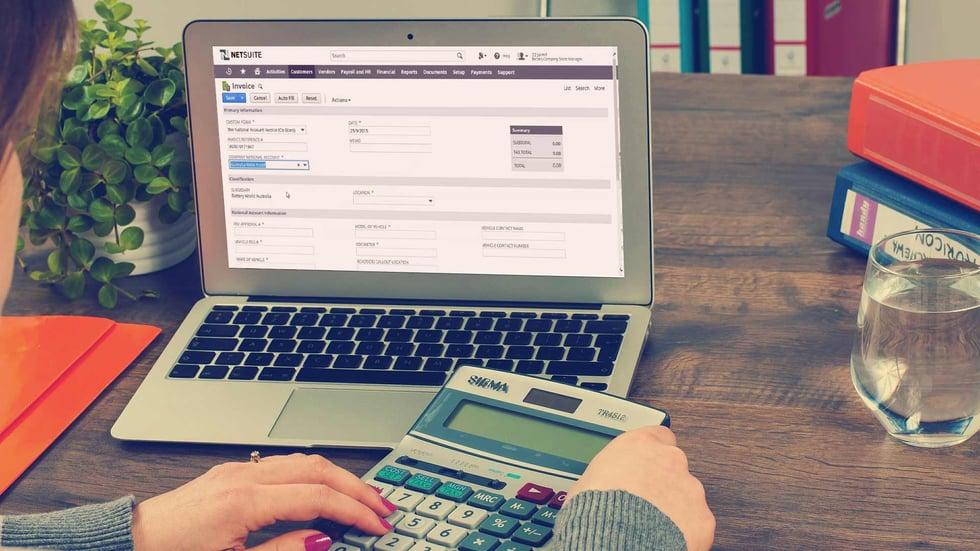 Monitoraggio degli ordini e fatturazione massiva/puntuale su NetSuite