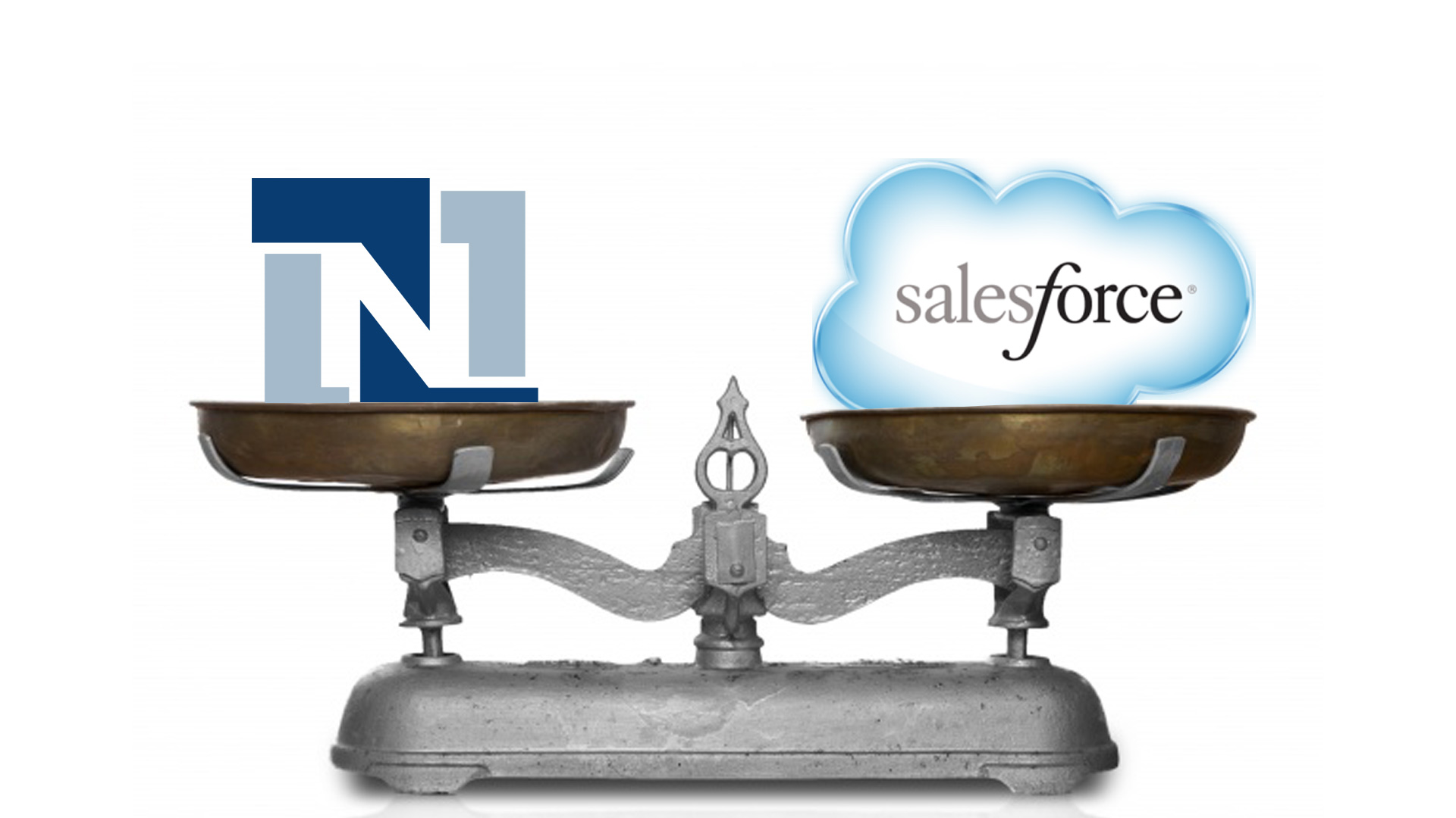 netsuite vs saleseforce