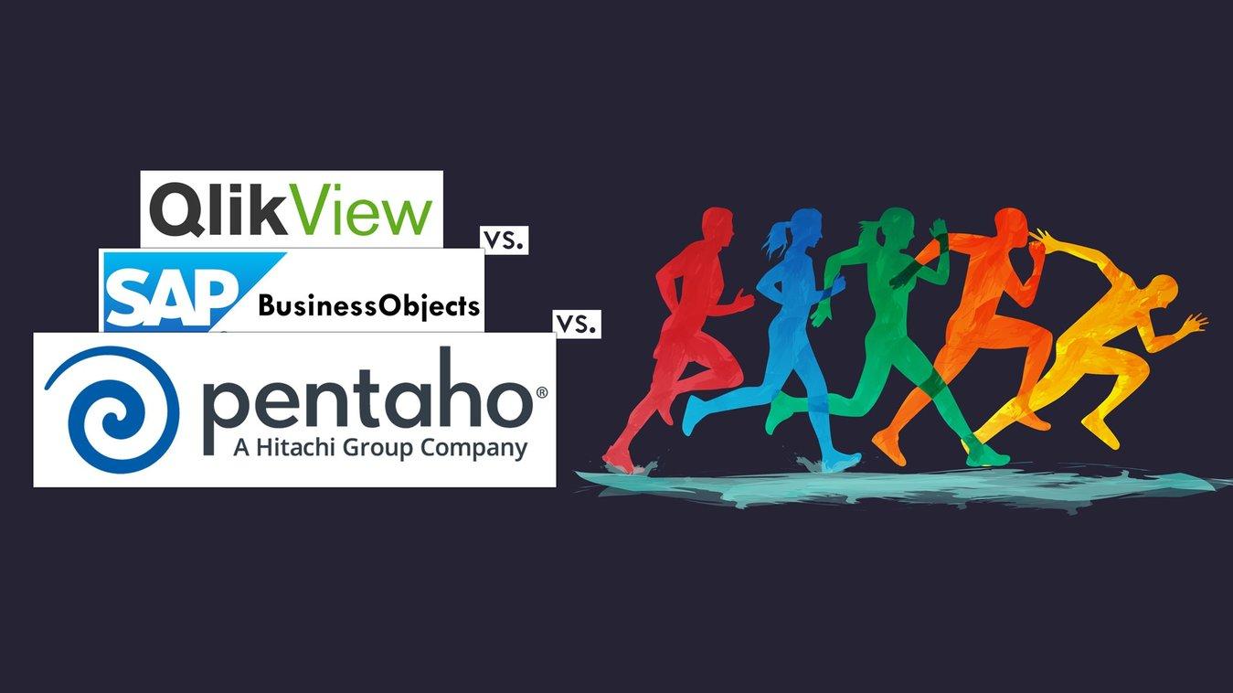 Ultimo Match nella BI: Pentaho vs QlikView vs SAP Business Objects