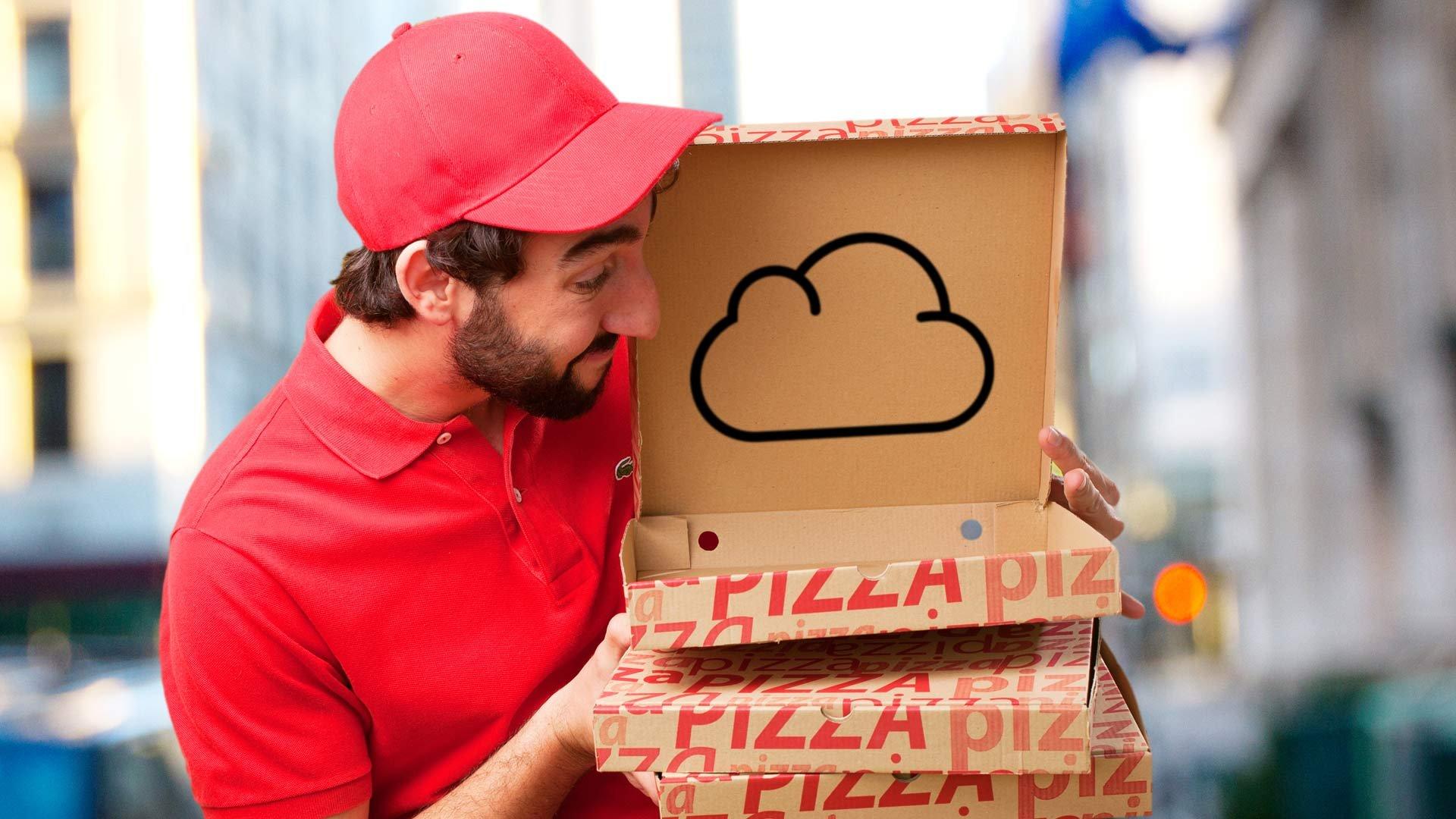 Il Cloud Computing è in grado di rispondere rapidamente alle tue esigenze come un comodo servizio a domicilio
