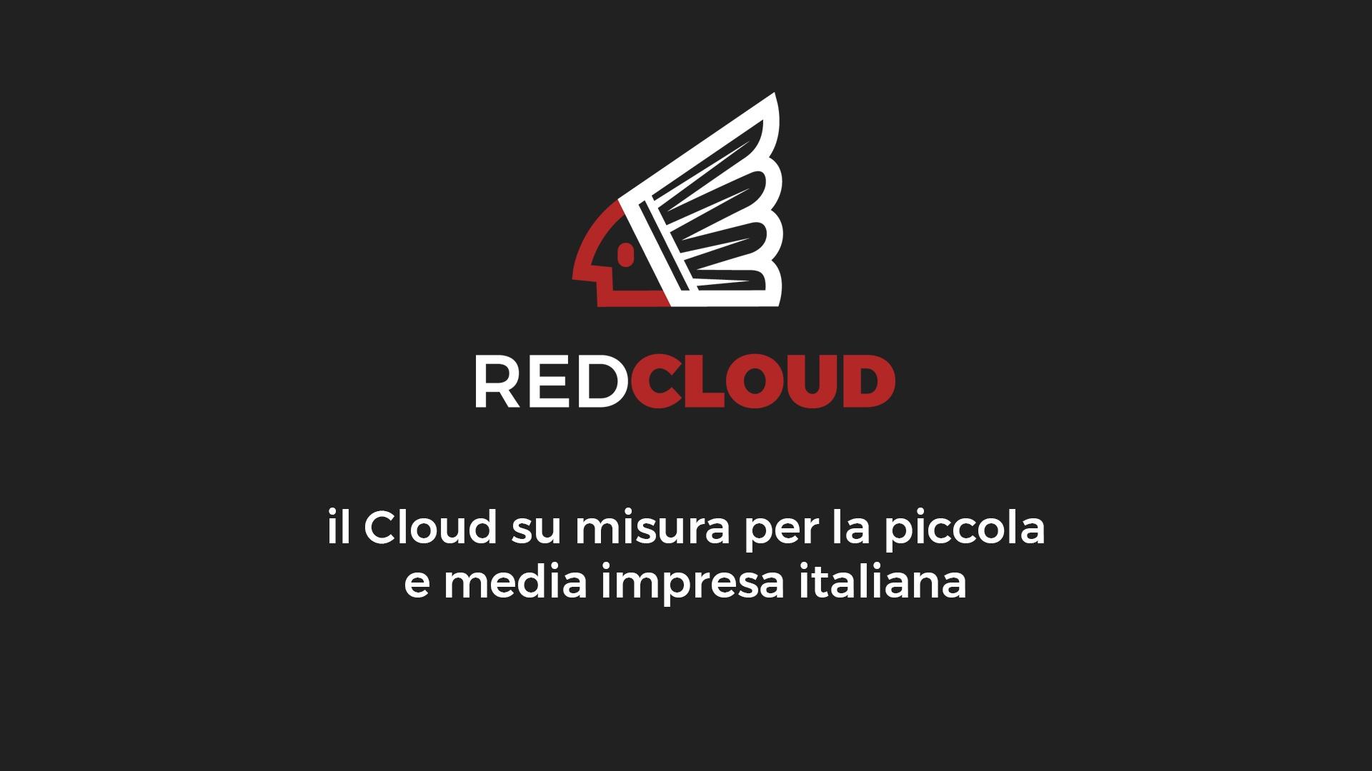 Vieni a conoscere Red Cloud: il Cloud su misura per piccola e media impresa italiana