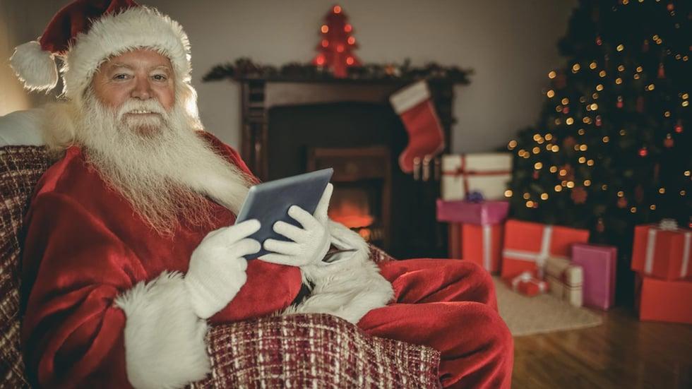 Sei stato buono? La Business Intelligence aiuta Babbo Natale a capirlo