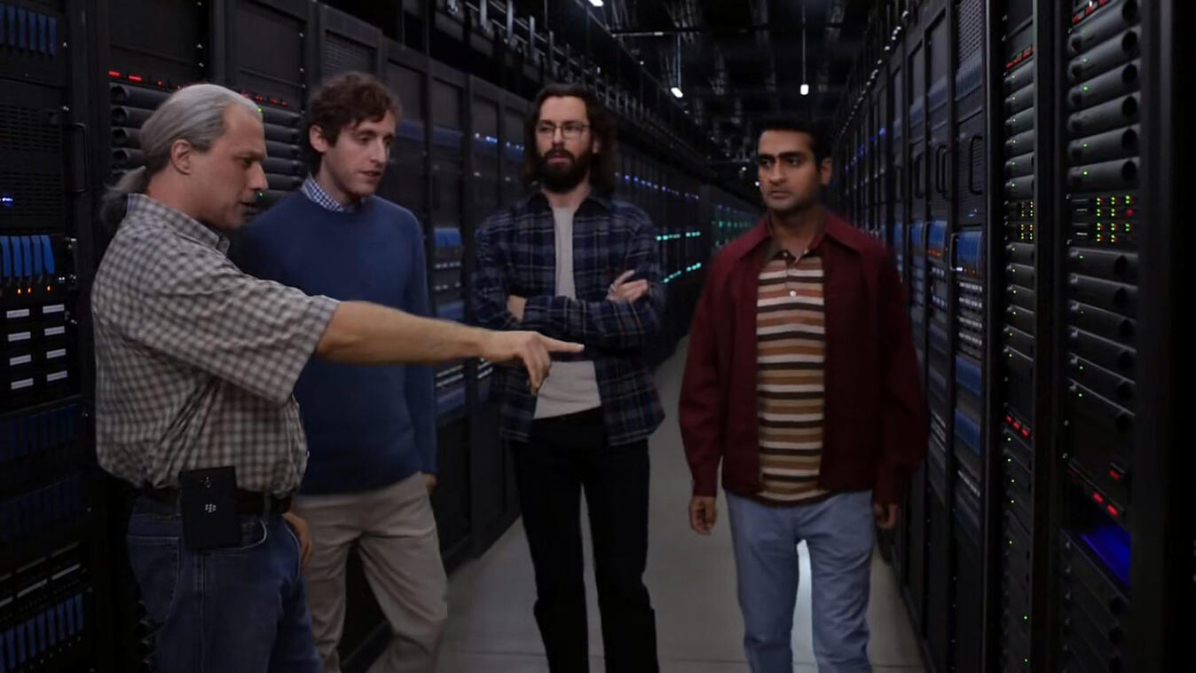 Silicon Valley | ERP cloud vs on-premise