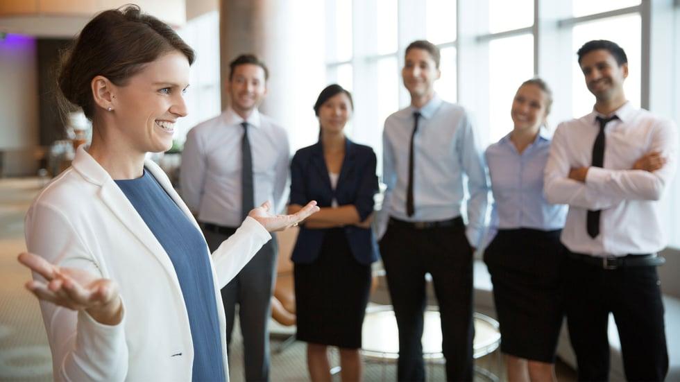 NetSuite SRP per la gestione del team