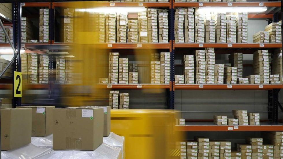 Il retail manager può utilizzare specifiche dashboard per controllare magazzino e supply chain