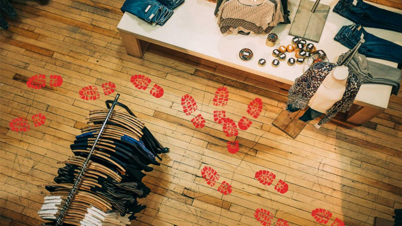 In store tracking - Business Intelligence