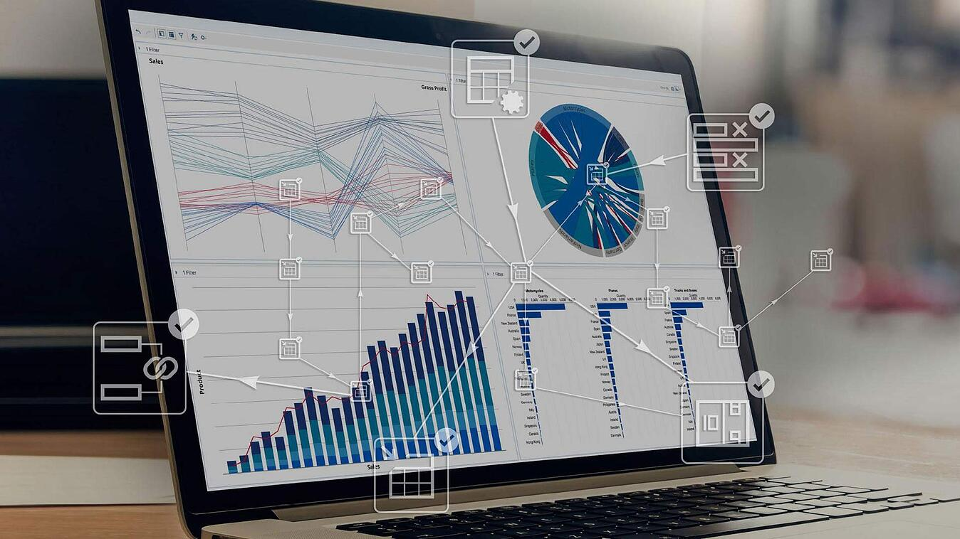 Pentaho Business Analytics è tra le migliori scelte per la Business Intelligence