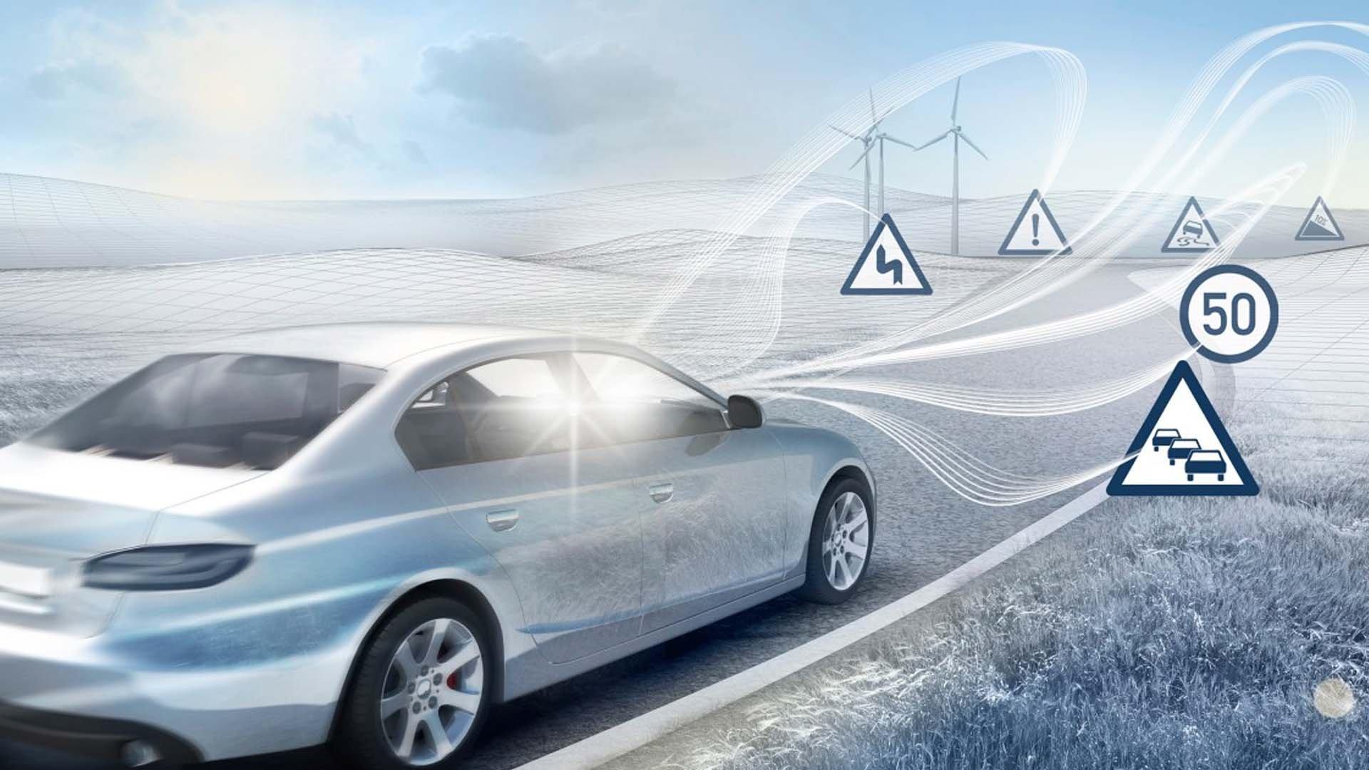 Bosch predictive diagnostics