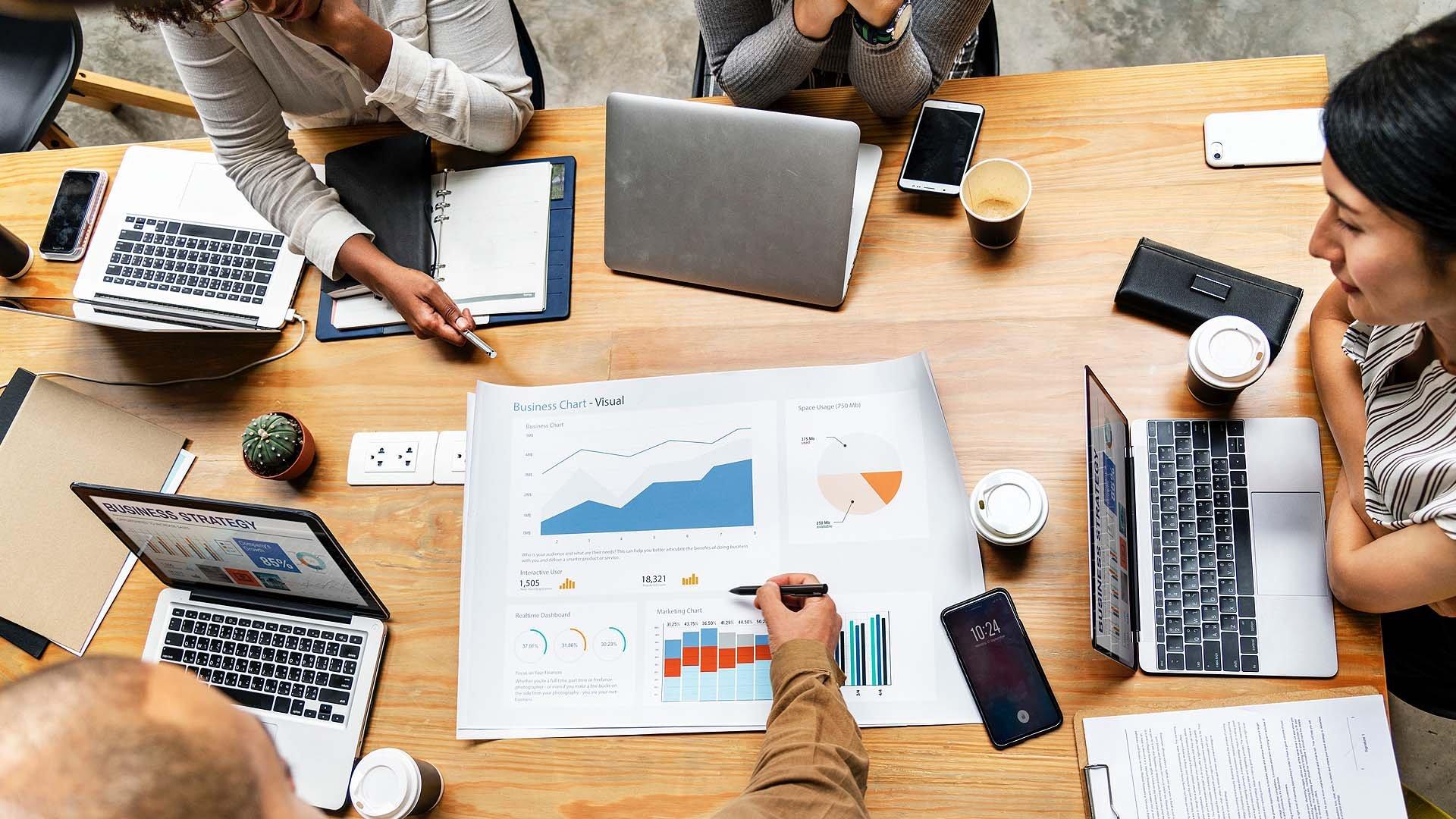 Come si articola la business intelligence
