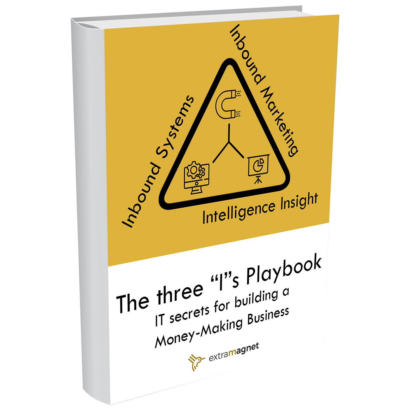 """The Three """"I""""s Playbook- IT Secrets For Building A Money Making Business.png"""
