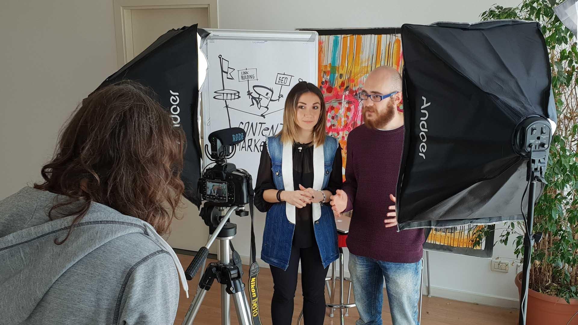 Lead Generation Marketing con Inbound - Crea degli Help Video utili agli utenti