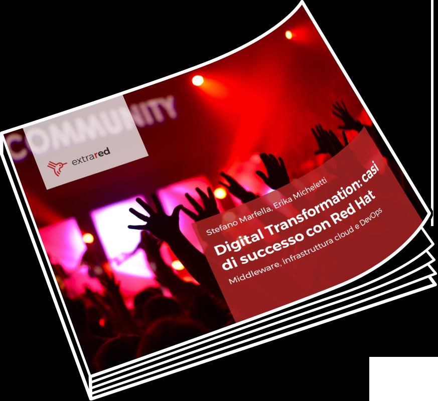 Red Hat digital transformation cases