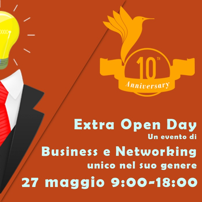 Poster Extra Open Day 2016