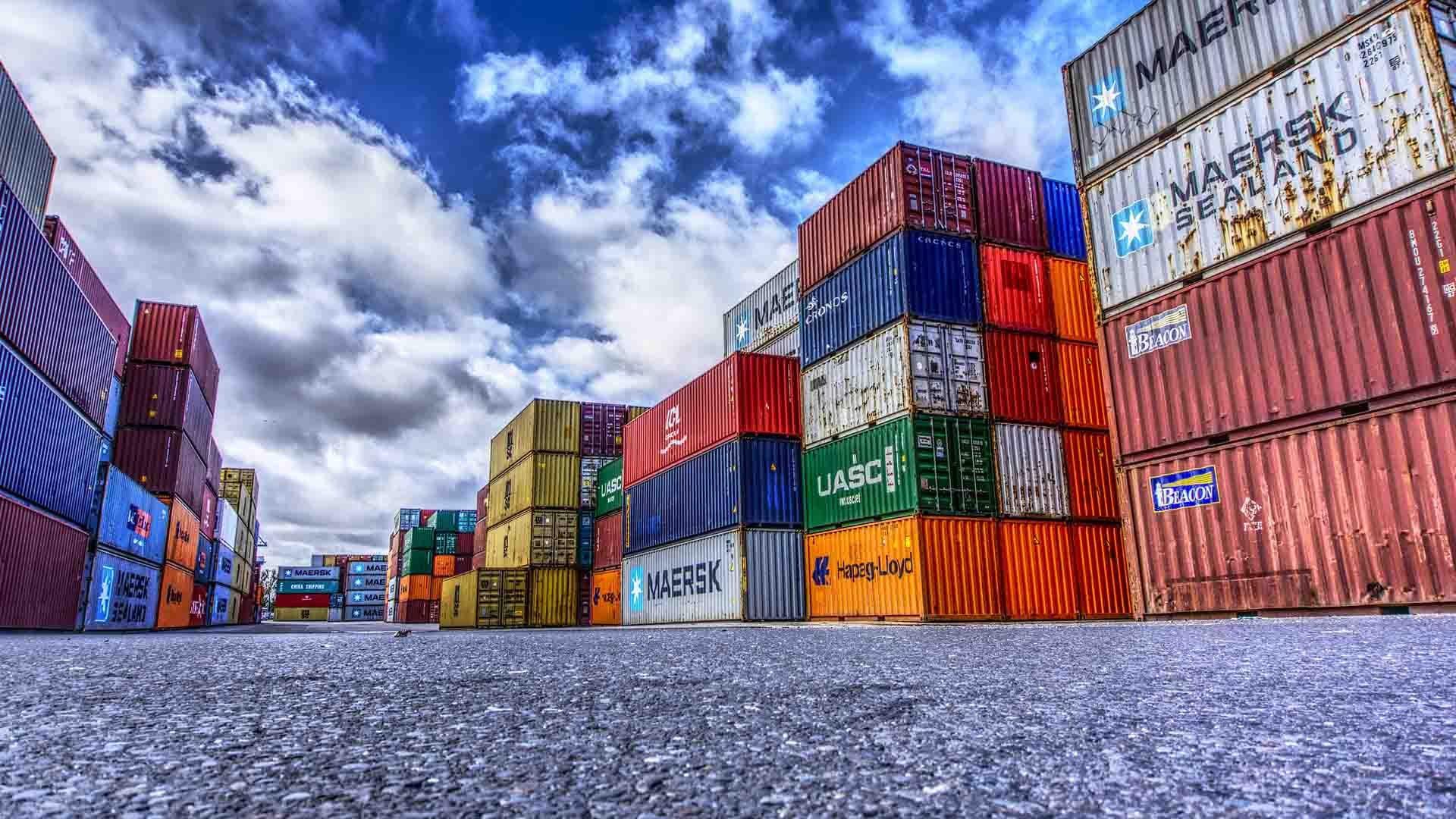 L'indipendenza conquistata con i container