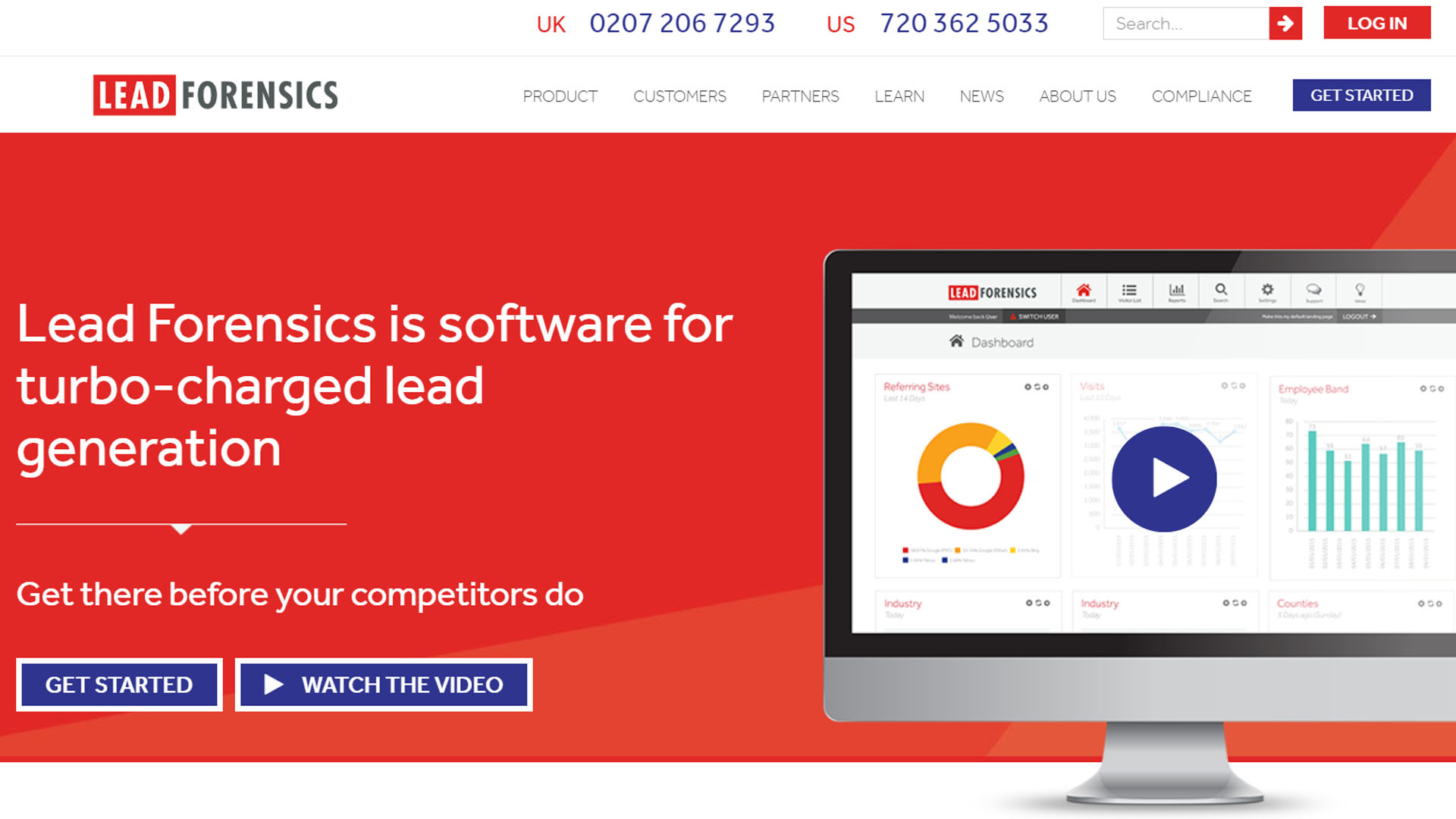 Digital Marketing Tool | Lead Forensics