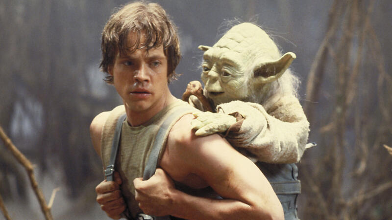 Luke skywalker and yoda | Enterprise Integration Patterns