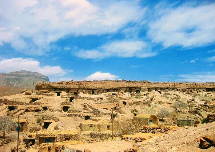 Maymand_village_Life in Extra