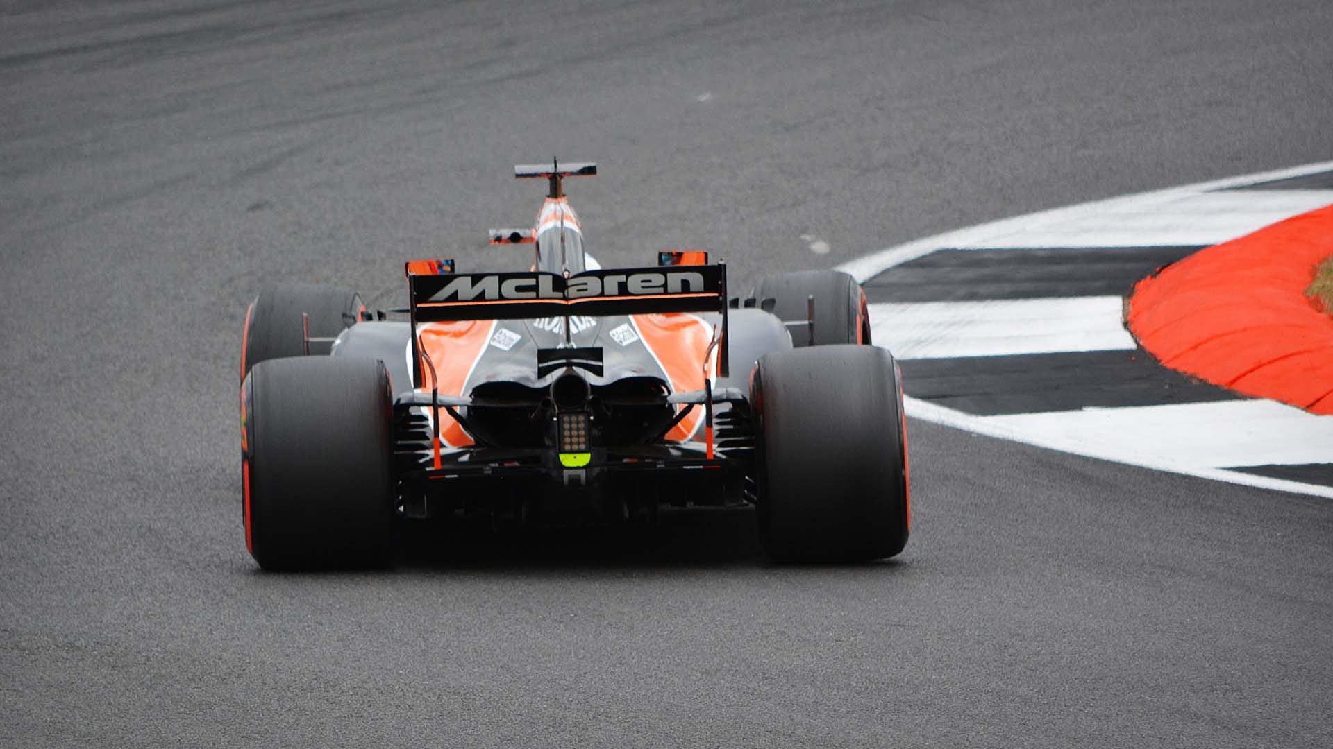 McLaren e progettazione continua