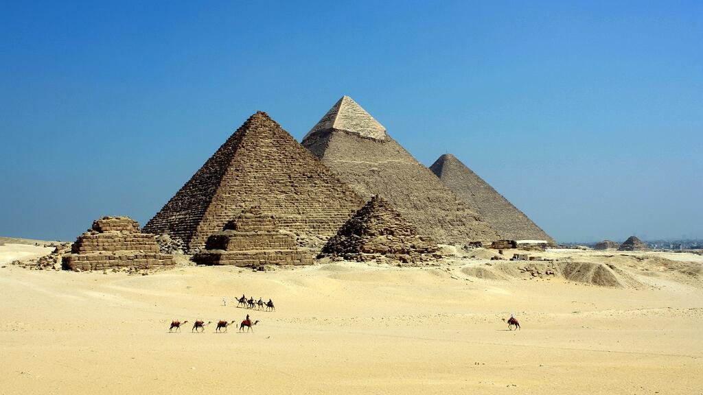 Piramidi in Egitto | differenza tra iaas paas e saas