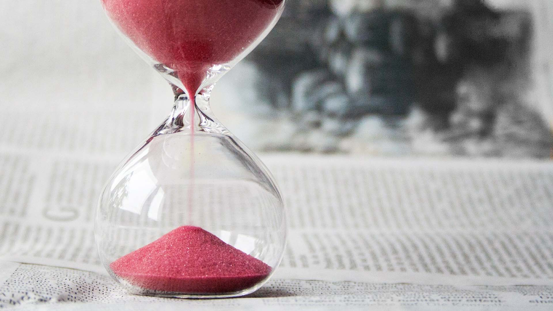 Time needed to implement Inbound Marketing Project
