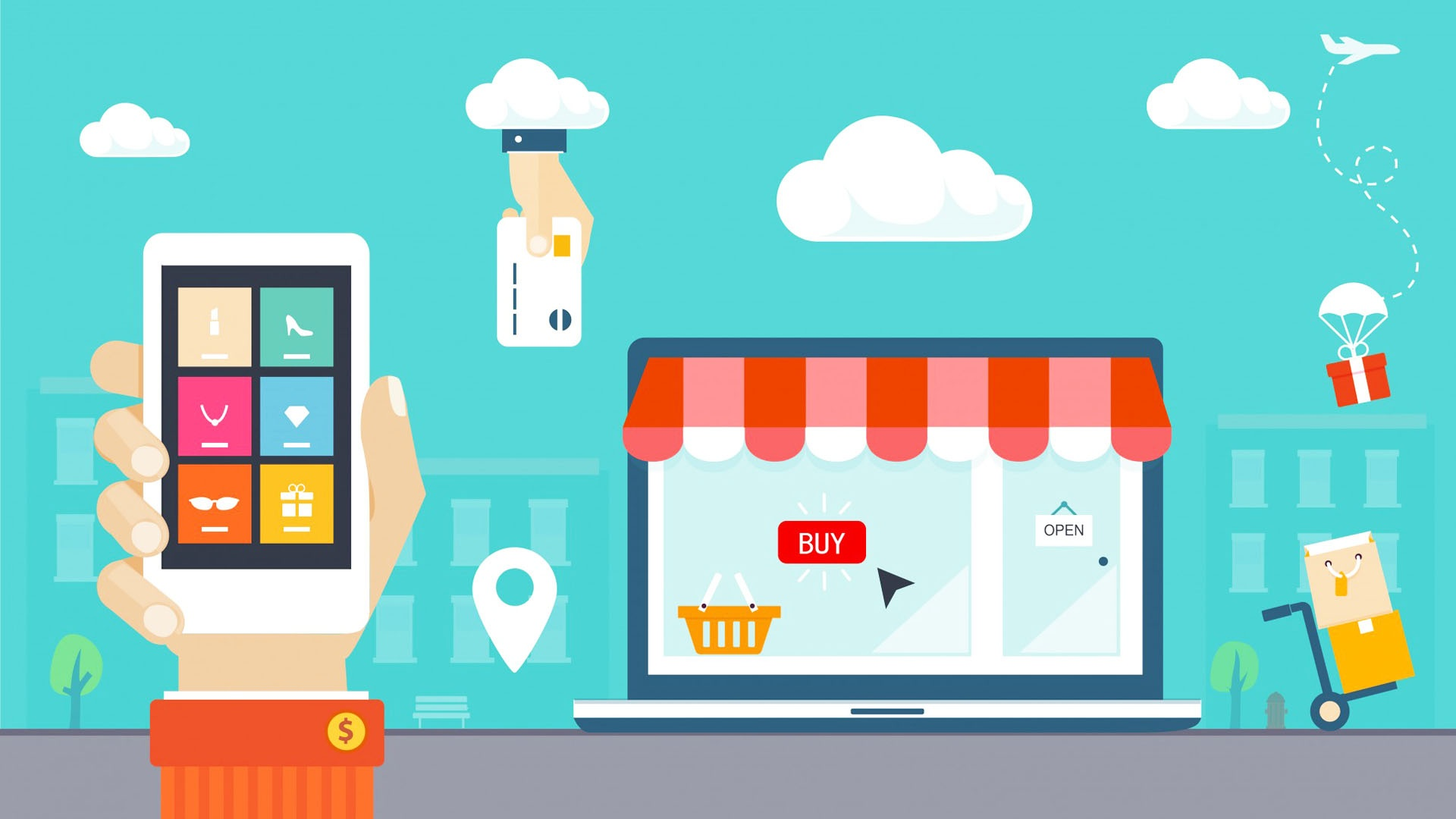 Strategia omnichannel per il retail