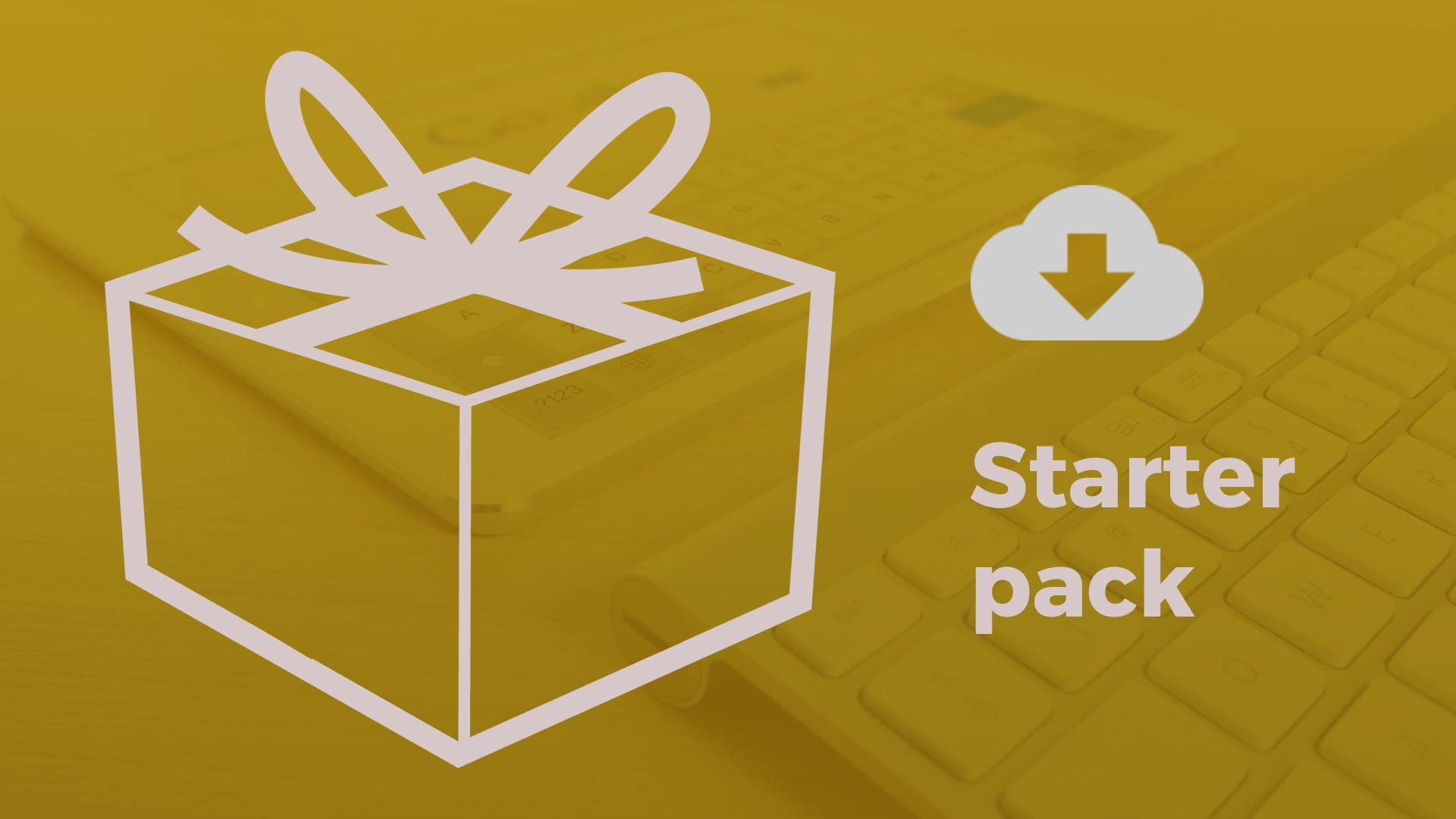 Inbound Marketing Team Starter Pack