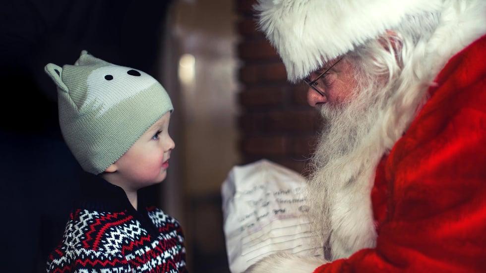 Il Lead Scoring di Babbo Natale con HubSpot