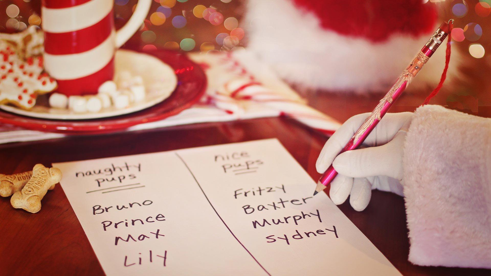 Il Lead Scoring di Babbo Natale!