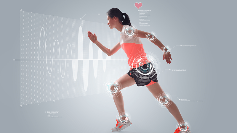 Sports and wellness | wearable sensors and IT architecture