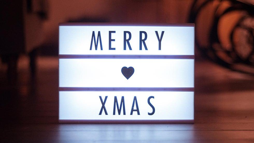 Merry Christmas da Extra Magnet