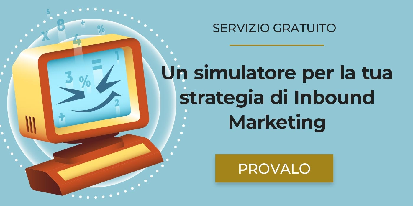Il calcolatore di digital marketing