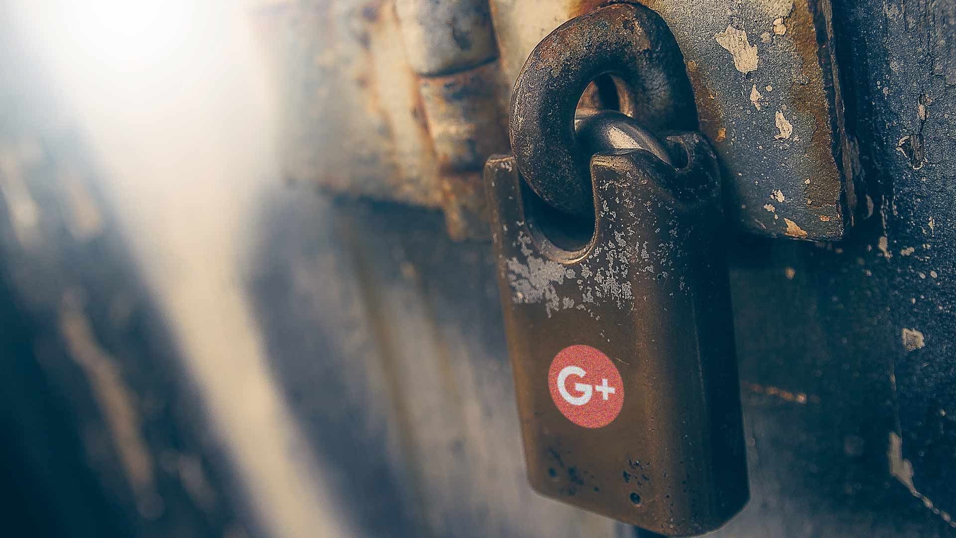 Google+ data breach
