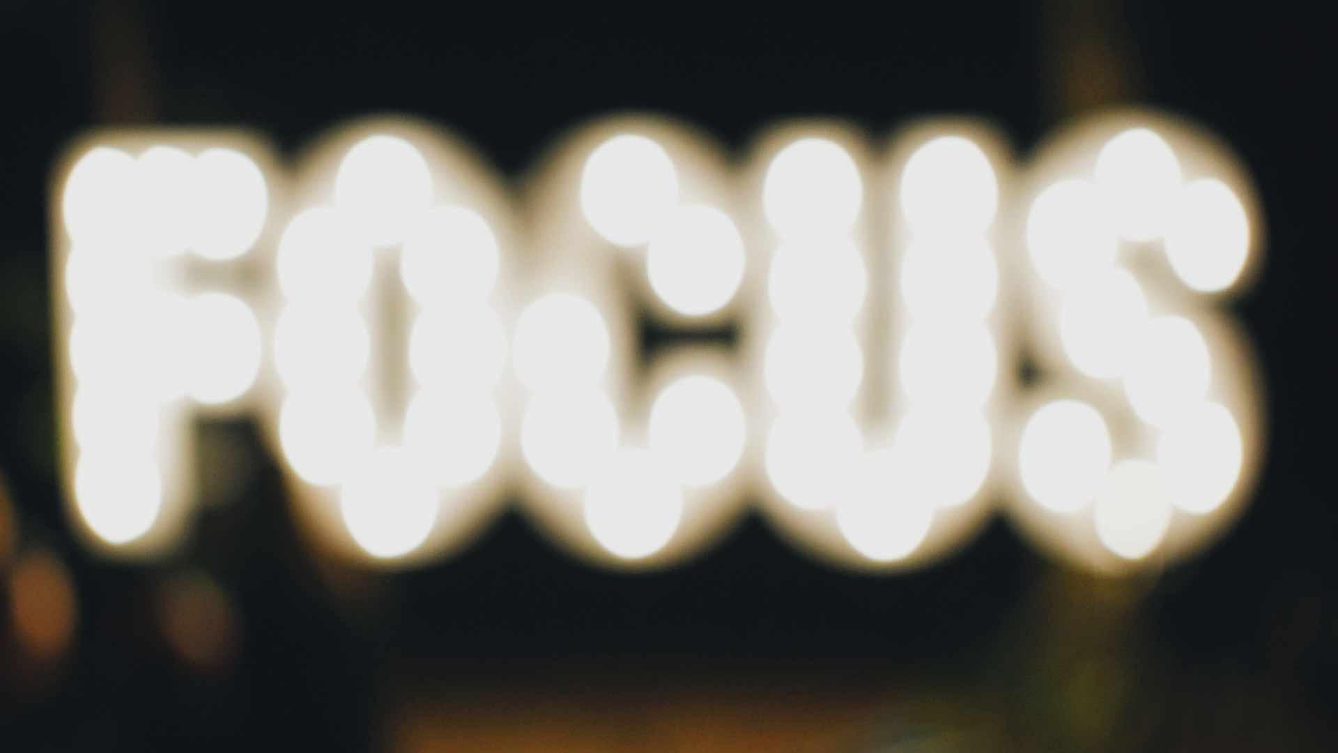 Focus | Content Marketing
