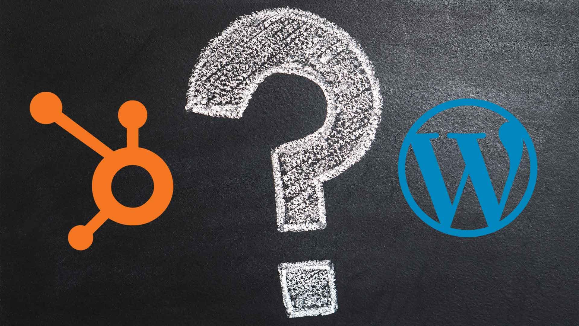 HubSpot CMS vs WordPress CMS