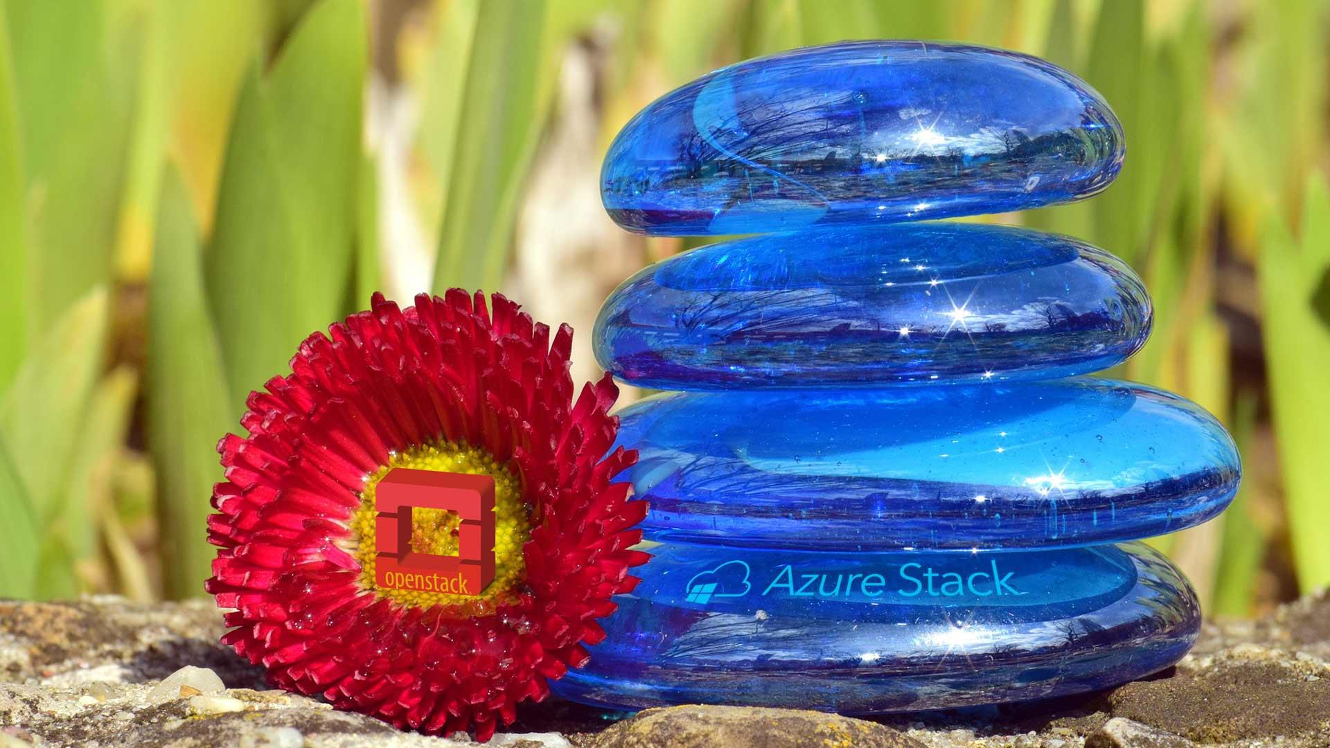 Red Hat OpenStack vs Microsoft Azure Stack